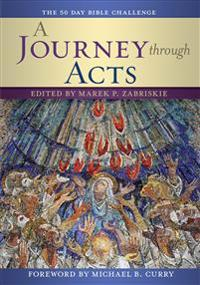 A Journey Through Acts: The 50 Day Bible Challenge