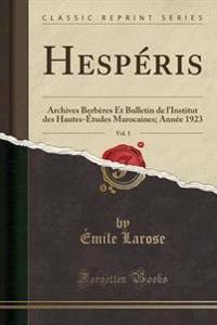 Hesperis, Vol. 3