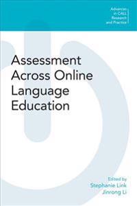 Assessment Across Online Language Education
