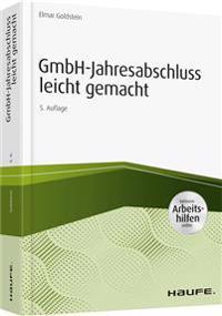 GmbH-Jahresabschluss leicht gemacht - inkl. Arbeitshilfen online