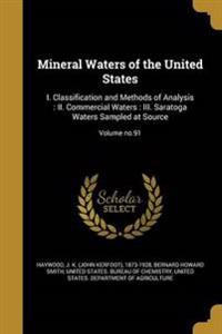 MINERAL WATERS OF THE US