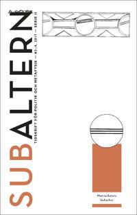 Subaltern 3-4(2017) Matriarkatets läsbarhet
