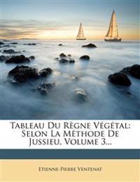 Tableau Du Règne Végétal: Selon La Méthode De Jussieu, Volume 3...