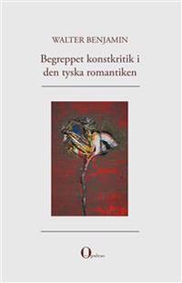 Begreppet konstkritik i den tyska romantiken
