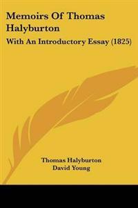 Memoirs Of Thomas Halyburton