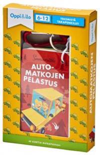 Automatkojen pelastus -pakka 5 - 12 v