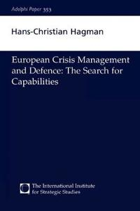 European Crisis-Management and Defence