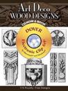 Art Deco Wood Designs
