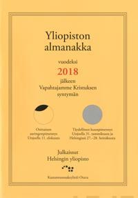 YLIOPISTON ALMANAKKA 2018 ISO