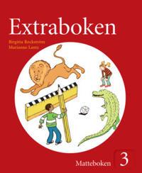 Matteboken Extraboken 3 ny upplaga