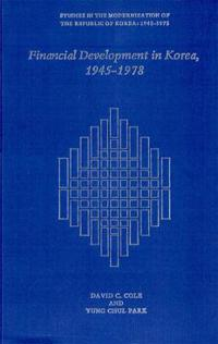 Financial Development in Korea 1945-1978