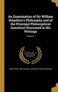 EXAM OF SIR WILLIAM HAMILTONS
