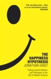 Happiness hypothesis - putting ancient wisdom to the test of modern science