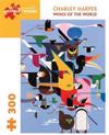 Charley Harper: Wings of the World Jigsaw Puzzle: 300 Piece