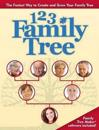 1-2-3 Family Tree: The Fastest Way to Create and Grow Your Family Tree [With Including Family Tree Maker Version 16]