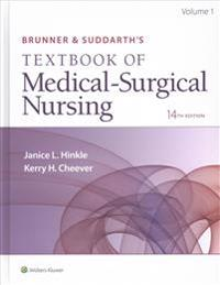 Brunner & Suddarth's Textbook of Medical-Surgical Nursing + CoursePoint + Access Code + Nursing 2018 Drug Handbook + Handbook of Laboratory and Diagnostic Tests