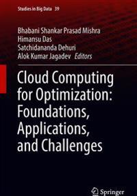 Cloud Computing for Optimization