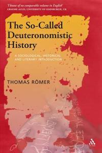 The So-called Deuteronomistic History