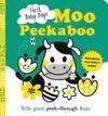 First Baby Days: Moo Peek-A-Boo