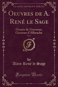 Oeuvres de A. Rene Le Sage, Vol. 5