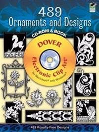 489 Ornaments and Designs