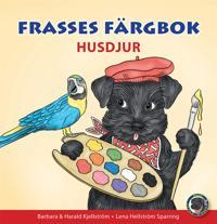 Frasses färgbok om husdjur