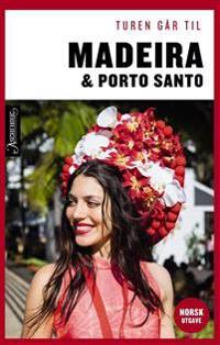 Turen går til Madeira og Porto Santo - Niels Damkjær pdf epub