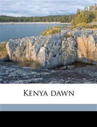 Kenya dawn