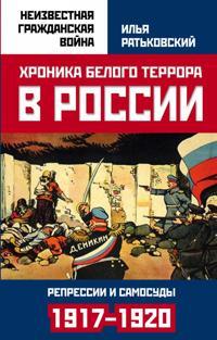 Khronika belogo terrora v Rossii. Repressii i samosudy (1917?1920 gg.)