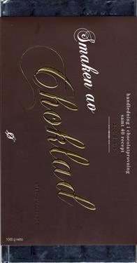 Smaken av choklad : handledning i chocolatprovning samt 40 recept