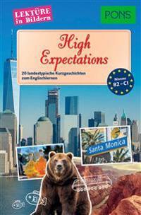 PONS Lektüre in Bildern Englisch - High Expectations
