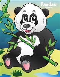 Pandas-Malbuch 1