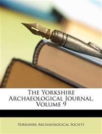 The Yorkshire Archaeological Journal, Volume 9