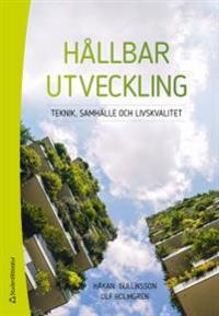 Omslagsbild Hållbar utveckling