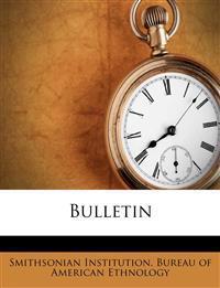 Bulletin Volume no. 86 (1929)