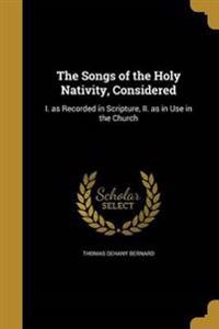 SONGS OF THE HOLY NATIVITY CON