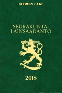Seurakuntalainsäädäntö 2018