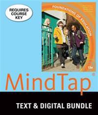 Foundations of Education + Mindtap Education, 6-month Access