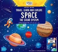 SPACE THE SOLAR SYSTEM PUZZLEBOOK