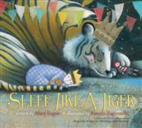Sleep Like a Tiger (Lap Board Book)