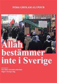 Allah bestämmer inte i Sverige : om islam och andra obekväma frågor i Sverige idag