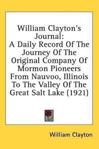 William Clayton's Journal