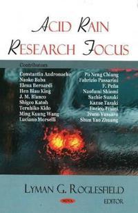 Acid Rain Research Focus