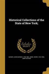HISTORICAL COLL OF THE STATE O