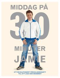 Middag på 30 minuter - Jamie Oliver - böcker (9789174242249)     Bokhandel