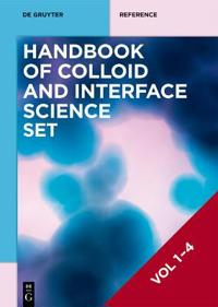[Set Handbook of Colloid and Interface Science, Volume 1-4]