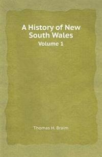 A History of New South Wales Volume 1