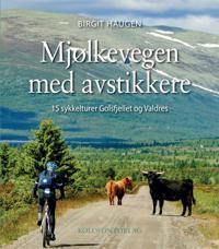 Mjølkevegen med avstikkere; 15 sykkelturer Golsfjellet og Valdres