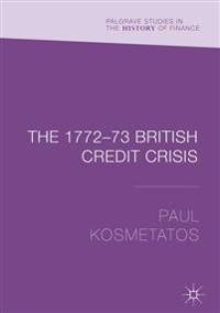 The 1772-3 British Credit Crisis