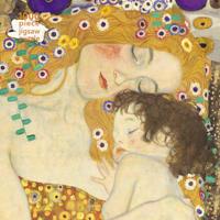 Adult Jigsaw Gustav Klimt: Three Ages of Woman: 1000 Piece Jigsaw Puzzle
